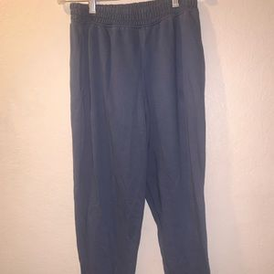 Missguided Blue Joggers